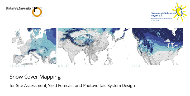Snow Cover Mapping